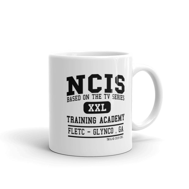 NCIS Training Academy White Mug | Official CBS Entertainment Store