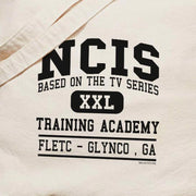 NCIS Training Academy Canvas Tote Bag | Official CBS Entertainment Store