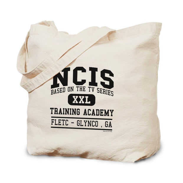 NCIS Training Academy Canvas Tote Bag