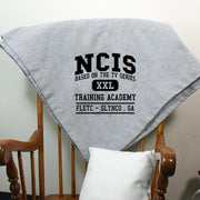 NCIS Training Academy Fleece Blanket