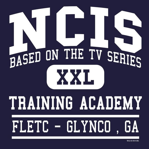 NCIS Training Academy Men's Tri-Blend Short Sleeve T-Shirt