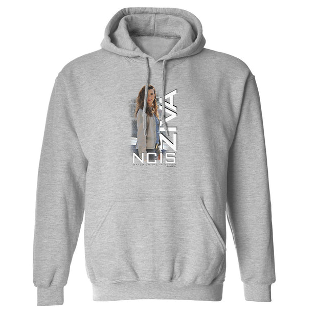NCIS Ziva Fleece Hooded Sweatshirt