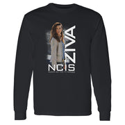 NCIS Ziva Adult Long Sleeve T-Shirt