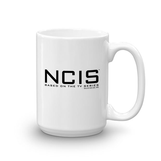 NCIS Ziva White Mug | Official CBS Entertainment Store
