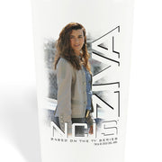NCIS Ziva 16 oz Stainless Steel Thermal Travel Mug | Official CBS Entertainment Store