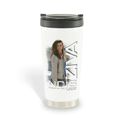 NCIS Ziva 16 oz Stainless Steel Thermal Travel Mug