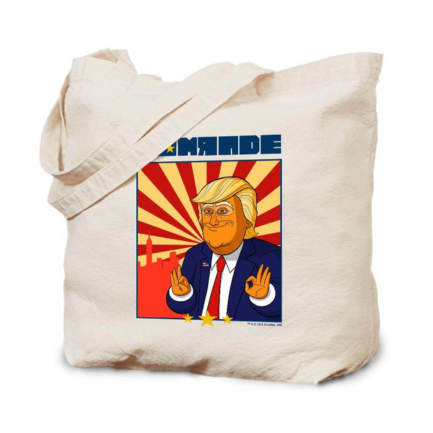 Our Cartoon President Comrade Canvas Tote Bag | Official CBS Entertainment Store