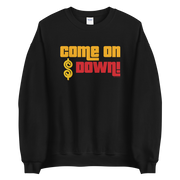 The Price is Right Come on Down Fleece Crewneck Sweatshirt | Official CBS Entertainment Store