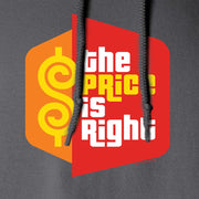 The Price is Right Logo Fleece Hooded Sweatshirt | Official CBS Entertainment Store