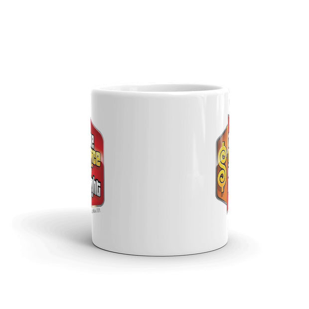 The Price is Right Logo White Mug | Official CBS Entertainment Store