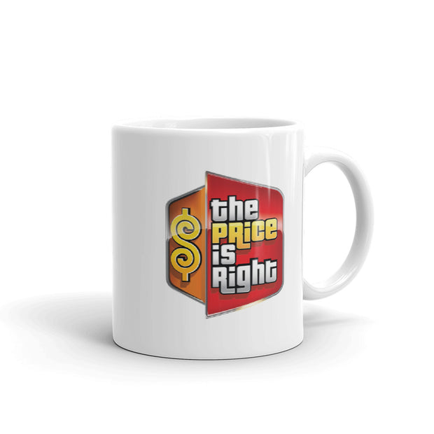 The Price is Right Logo White Mug