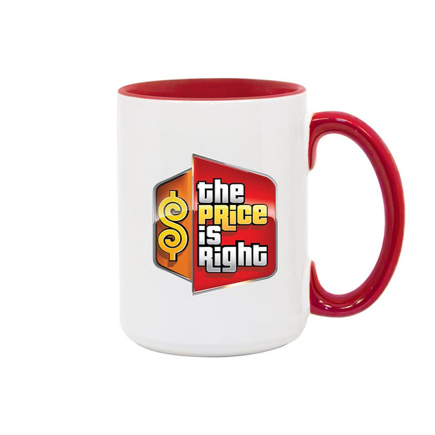 The Price is Right Logo Two-Tone Mug