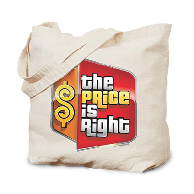 The Price is Right Logo Canvas Tote