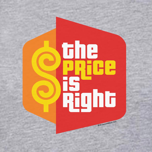 The Price is Right Logo Women's Short Sleeve T-Shirt | Official CBS Entertainment Store