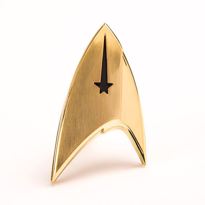 Star Trek: Discovery Command Badge | Official CBS Entertainment Store