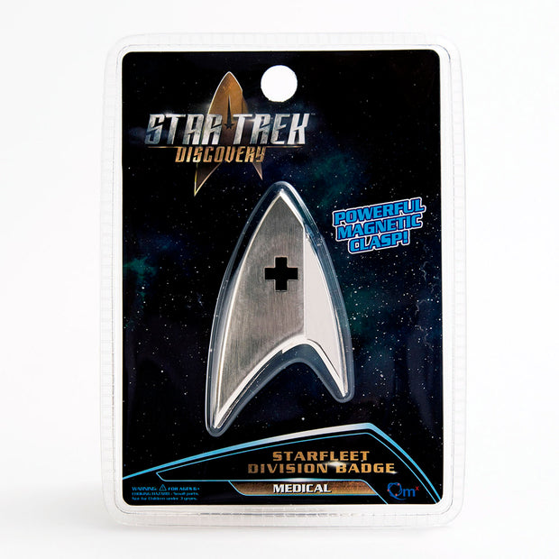 Star Trek: Discovery Medical Badge | Official CBS Entertainment Store