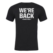 SEAL Team Bravo Team We're Back Men's Tri-Blend T-Shirt | Official CBS Entertainment Store