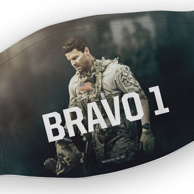 SEAL Team Bravo 1 Washable Face Mask