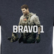 SEAL Team Bravo 1 Men's Tri-Blend T-Shirt | Official CBS Entertainment Store