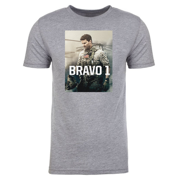 SEAL Team Jason Bravo 1 Men's Tri-Blend T-Shirt