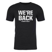 SEAL Team We're Back Men's Tri-Blend T-Shirt