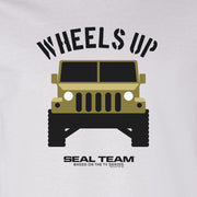 SEAL Team Wheels Up Adult Long Sleeve T-Shirt