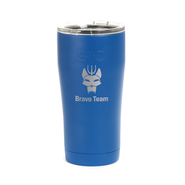 SEAL Team Bravo Laser Engraved SIC Tumbler | Official CBS Entertainment Store