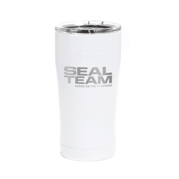 SEAL Team Logo Laser Engraved SIC Tumbler | Official CBS Entertainment Store