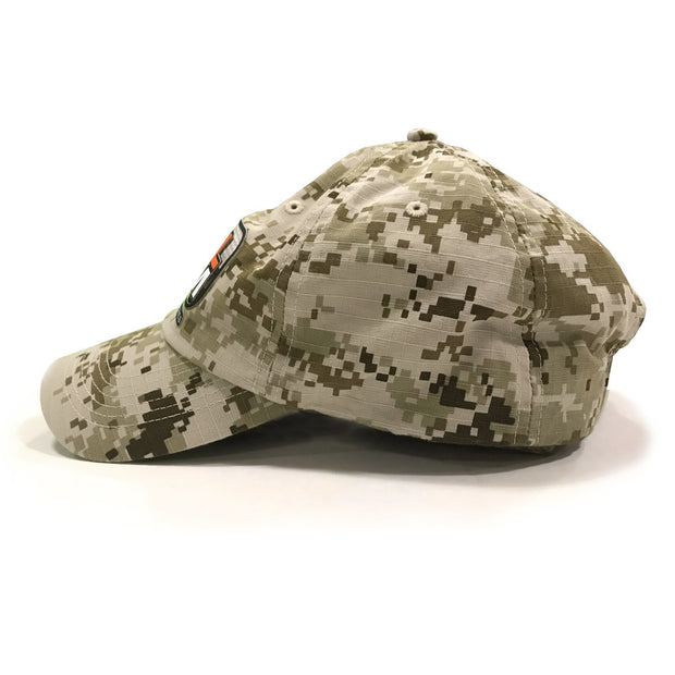 SEAL Team Camo Logo Baseball Hat | Official CBS Entertainment Store