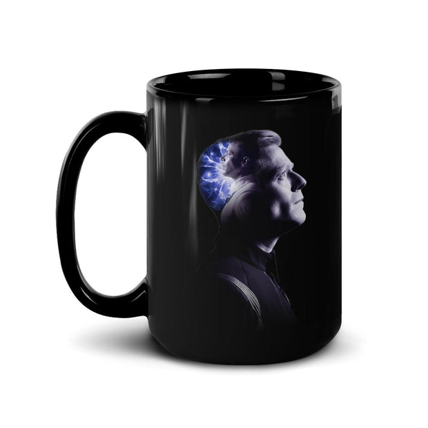 Star Trek: Discovery Stamets & Culber Black Mug | Official CBS Entertainment Store