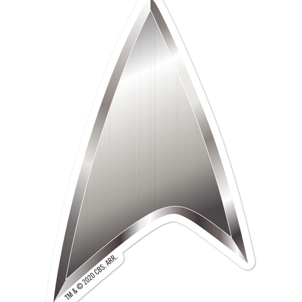 Star Trek: Lower Decks Combadge Die Cut Sticker | Official CBS Entertainment Store