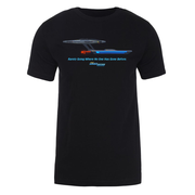Star Trek: Lower Decks Rarely Going Adult Short Sleeve T-Shirt | Official CBS Entertainment Store