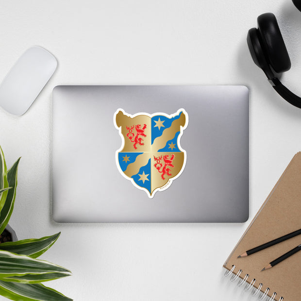 Star Trek: Picard Coat of Arms Die Cut Sticker | Official CBS Entertainment Store