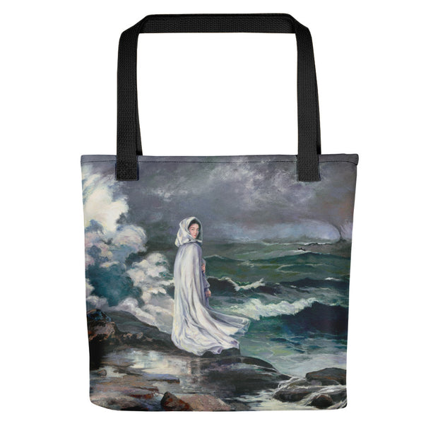 Star Trek: Picard Daughter Painting By Data Premium Tote Bag