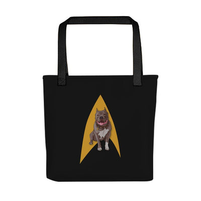 Star Trek: Picard No.1 Delta Tote Bag | Official CBS Entertainment Store