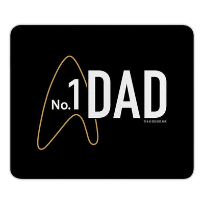 Star Trek: Picard No.1 Dad Mouse Pad