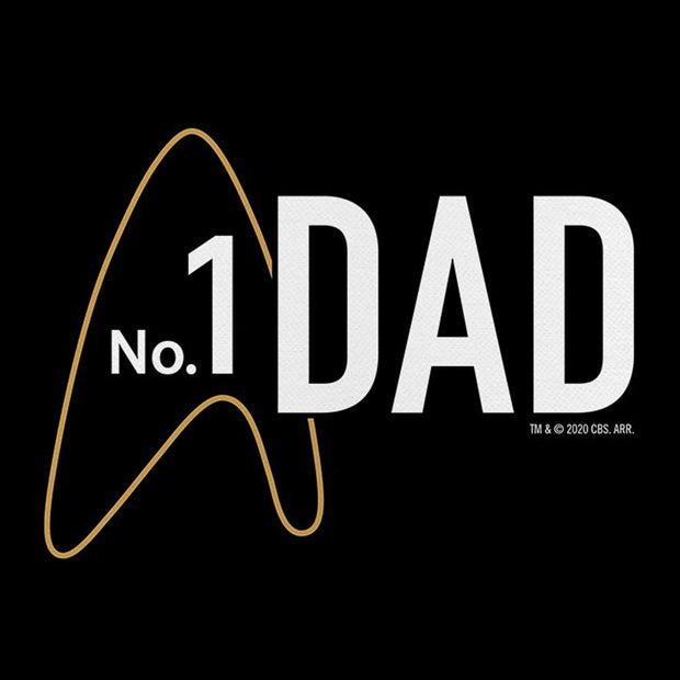 Star Trek: Picard No.1 Dad Mouse Pad | Official CBS Entertainment Store