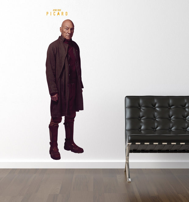 Star Trek: Picard Picard Wall Decal Sticker
