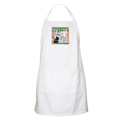 Star Trek: Picard Riker's Pizza Apron - With Pockets