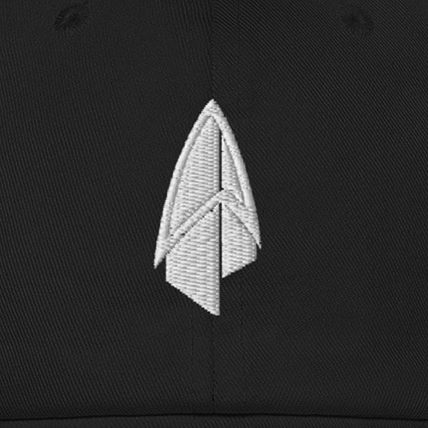Star Trek: Picard Starfleet Badge Personalized Embroidered Hat | Official CBS Entertainment Store