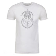 Star Trek: Picard Tarot Sketch Adult Short Sleeve T-Shirt