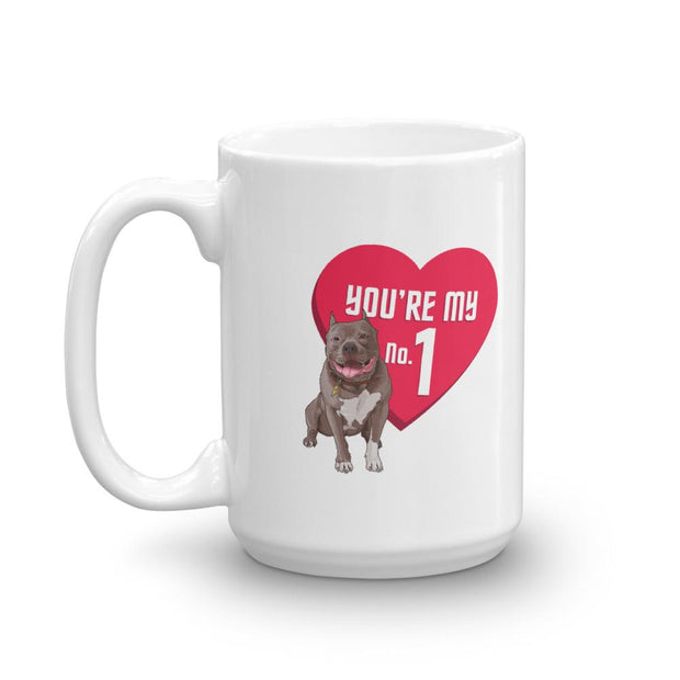 Star Trek: Picard You're My No.1 White Mug | Official CBS Entertainment Store