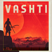 Star Trek: Picard Explore Vashti Premium Satin Poster | Official CBS Entertainment Store