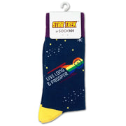Star Trek: Discovery Pride Sock | Official CBS Entertainment Store