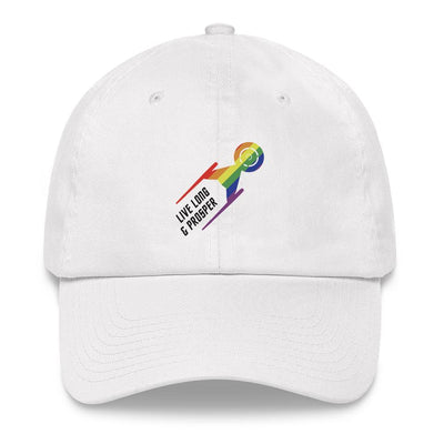 Star Trek: Discovery Pride Embroidered Hat | Official CBS Entertainment Store