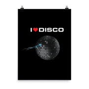 Star Trek: Discovery Heart DISCO Ball Poster | Official CBS Entertainment Store