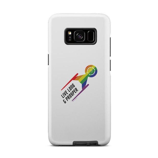 Star Trek: Discovery Pride Tough Phone Case | Official CBS Entertainment Store