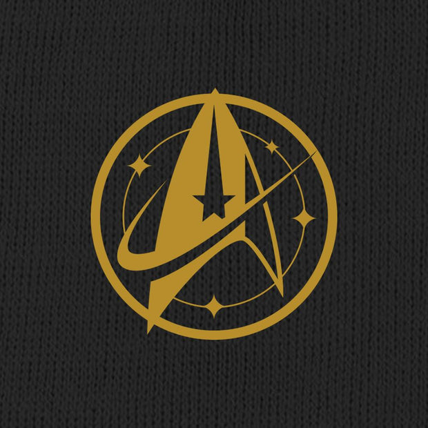 Star Trek: Discovery Starfleet Command Beanie | Official CBS Entertainment Store