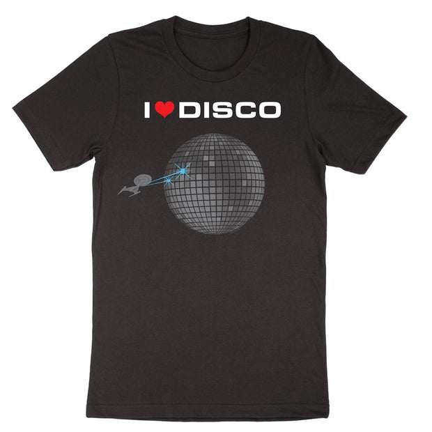 Star Trek: Discovery DISCO Ball Premium T-Shirt | Official CBS Entertainment Store