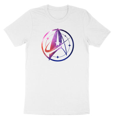 Star Trek: Discovery Universe Logo Premium T-Shirt | Official CBS Entertainment Store